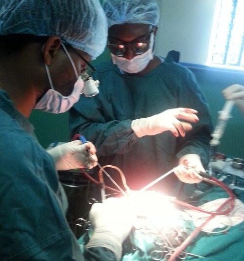 A-Ilupeju E.N.T Neurosurgery